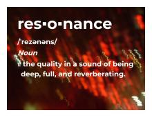 Resonance - a unique handbell experience